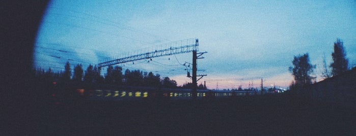 Станция Александров-2 is one of Транссибирская магистраль.
