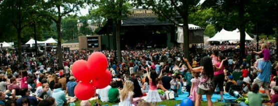 Celebrate Brooklyn!/Prospect Park Bandshell is one of Top 20 Free Things to Do in NYC.