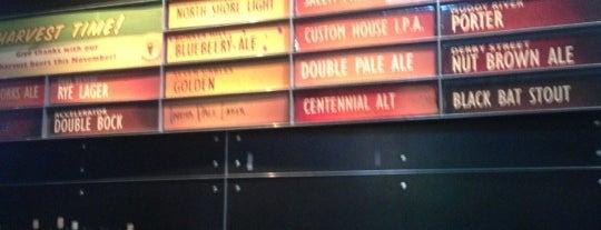 Salem Beer Works is one of Massachusetts Craft Brewers Passport.