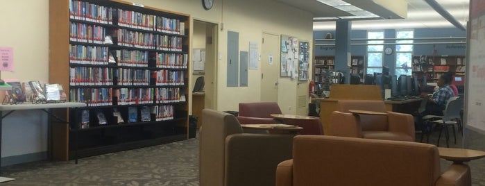 New York Public Library - Eastchester Library is one of New York Public Libraries.