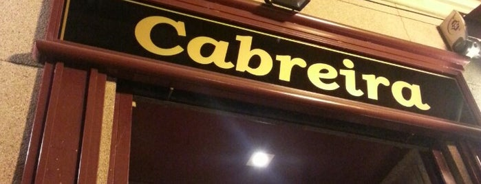 Cabreira is one of Madrid.