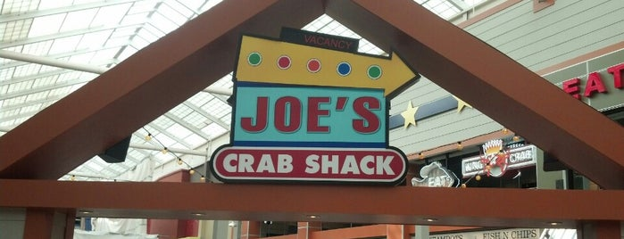 Joe's Crab Shack is one of Hudson Valley.