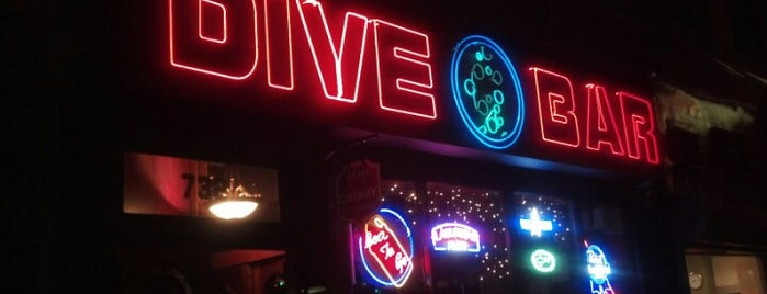 Dive Bar is one of The 15 Best Dive Bars in New York City.