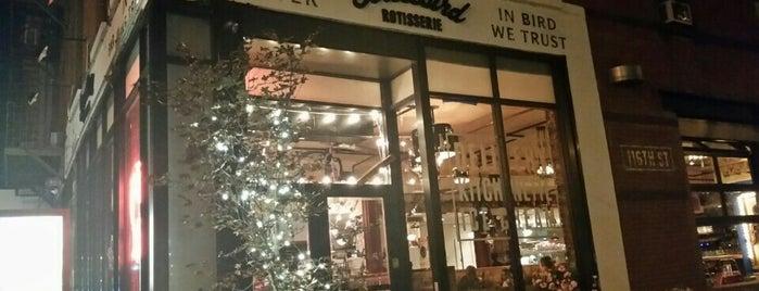 Streetbird Rotisserie is one of New York.