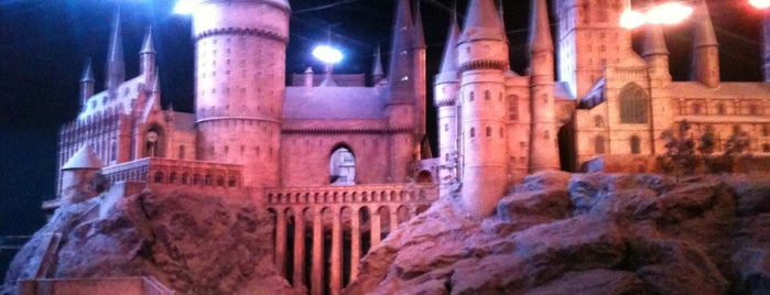 Warner Bros. Studio Tour London - The Making of Harry Potter is one of Places to Visit in London.
