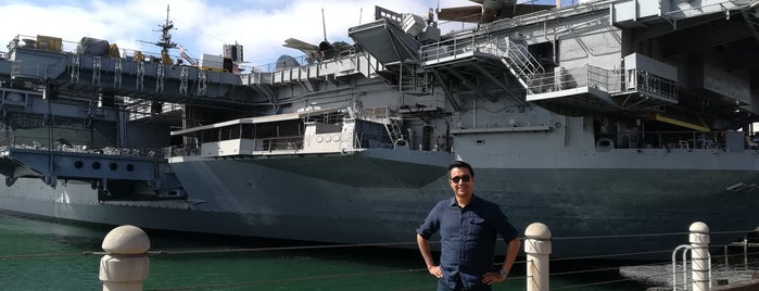 USS Midway Flight Deck is one of San Diego.
