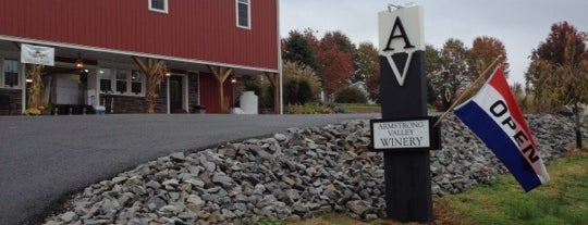 Armstrong Valley Vineyard & Winery is one of Make your own wine trail.