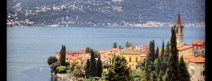 Varenna is one of places to visit.