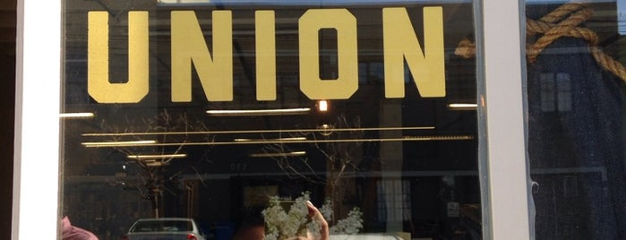 aesthetic union is one of SF Bucket list.