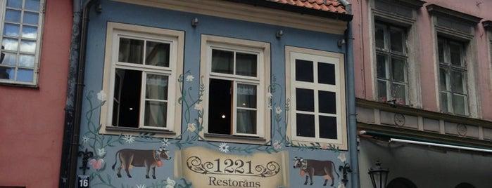 """1221"" restorāns is one of ресторации латвия."