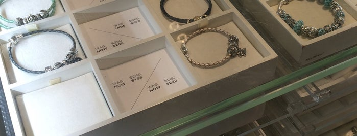 Pandora Factory Outlet is one of The 13 Best Jewelry Stores in Las Vegas.