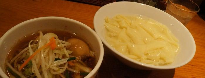 中華そば すずらん is one of らめーん(Ramen).