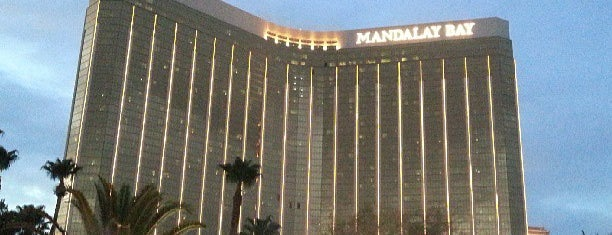Mandalay Bay Convention Center is one of Check-In.