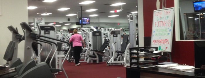 Fitness 19 Cleveland is one of Favorites.