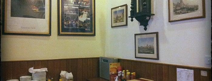 Gartenstadt German Restaurant is one of Bar.