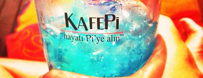 KafePi Beach Club is one of Gezmece, tozmaca !.