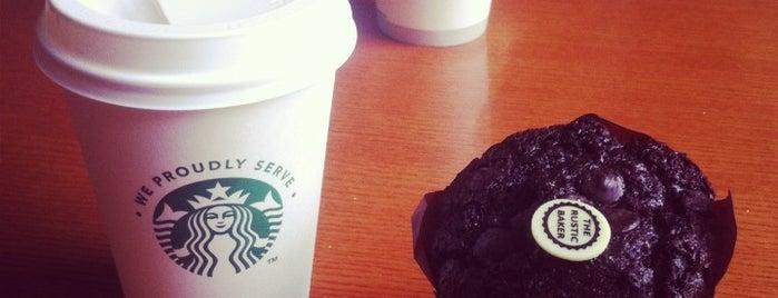 Starbucks is one of Limerick.