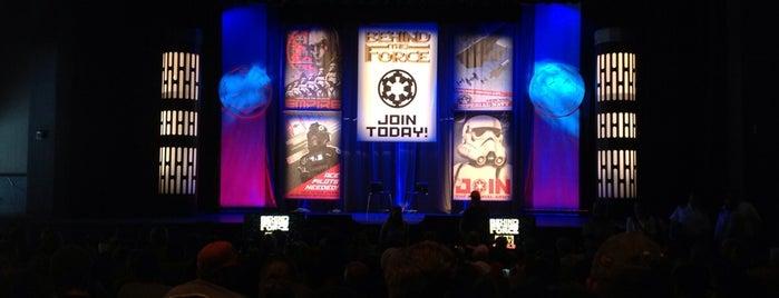 Behind The Force: Star Wars Rebels is one of Star Wars Weekend.