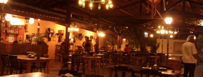 Villa Rios Pizza & Restô is one of Wi-fi grátis.