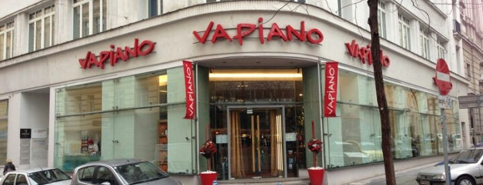 Vapiano is one of vienna.