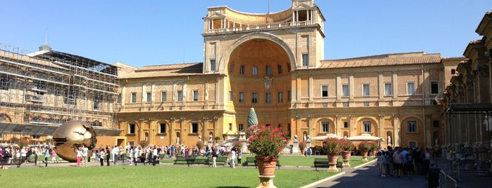 Musei Vaticani is one of Rome.