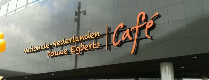 Nationale-Nederlanden Douwe Egberts Café is one of Rotterdam.