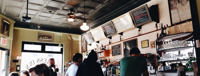 Cypress Inn Cafe is one of ☕️☕️☕️.