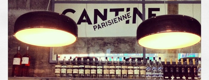 Cantine Parisienne is one of NYC's Must-Eats, Brunch.