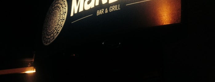 Mandala Bar Grill is one of Pubs, bars and night clubs in Montevideo, Uruguay.