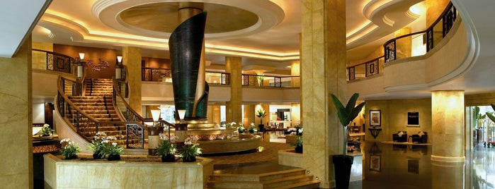 Shangri La Hotel Kuala Lumpur Is One Of The 15 Best Places With A