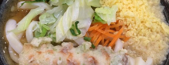 天下GO!麺 富士山駅店 is one of 兎に角ラーメン食べる.
