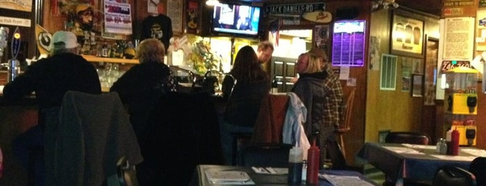 Rocky Flats Lounge is one of Best Bars in Colorado to watch NFL SUNDAY TICKET™.