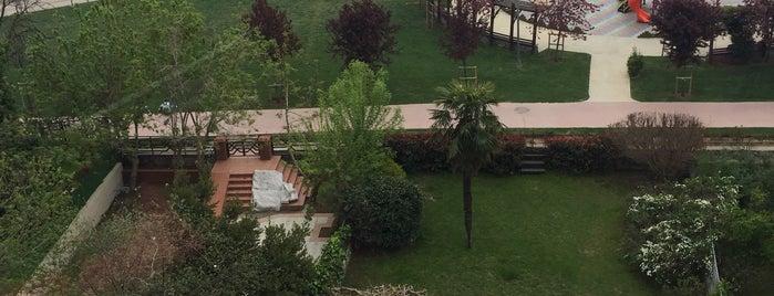 Melek Hotels Moda is one of İSTANBUL OTELLER 🏩.