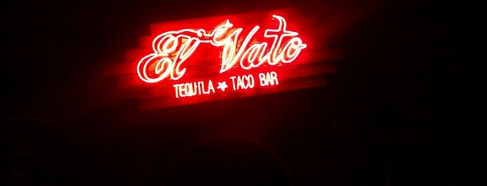 El Vato Tequila And Taco Bar is one of Visit to Miami.