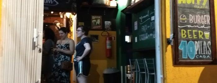 Mr. Hoppy Beer & Burger is one of Bares e Baldinhos.