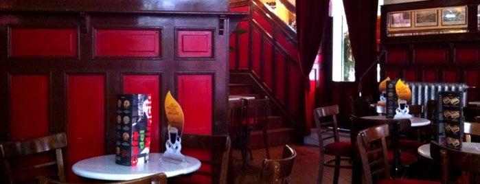 Café del Nuncio is one of Para volver.