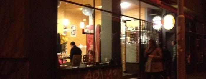 Cafe Steiner is one of Cafés.