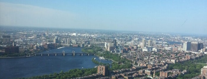Skywalk Observatory is one of USA Boston.