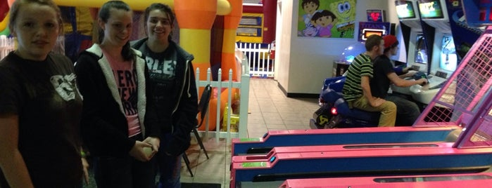 Arcade Bounce and Laser Tag is one of Arcades.