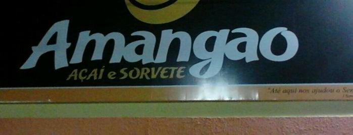 Sorveteria A-MA-NGAO is one of assu.