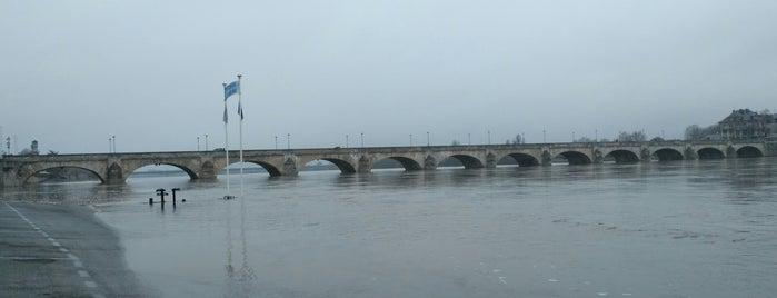 Pont Cessart is one of Saumur.