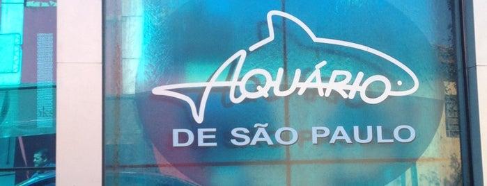 Aquário de São Paulo is one of SP - lugares.