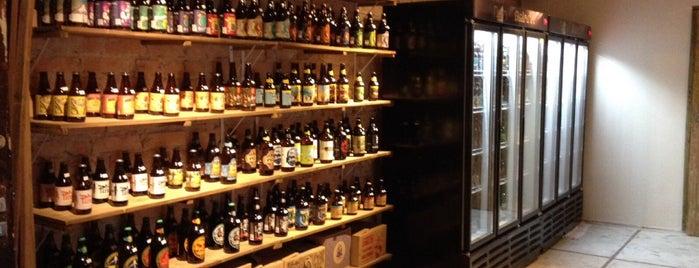 Empório da Cerva is one of Preciso visitar - Loja/Bar - Cervejas de Verdade.