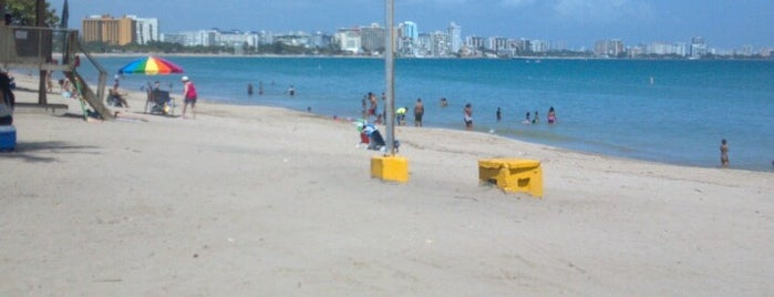 Balneario de Carolina is one of The 15 Best Places for Sports in San Juan.