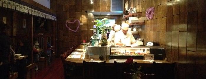 Tomo Japanese Cuisine is one of Tempat yang Disimpan Robert.