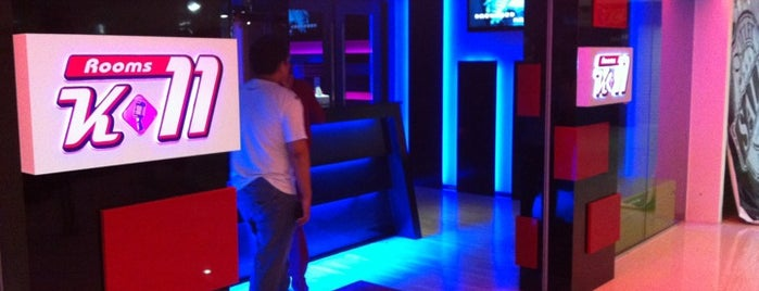 K11 Box Karaoke & Entertainment is one of TO DO SOON.