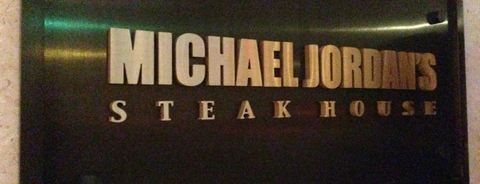 Michael Jordan's Steak House Chicago is one of Guide to Chicago's best spots.