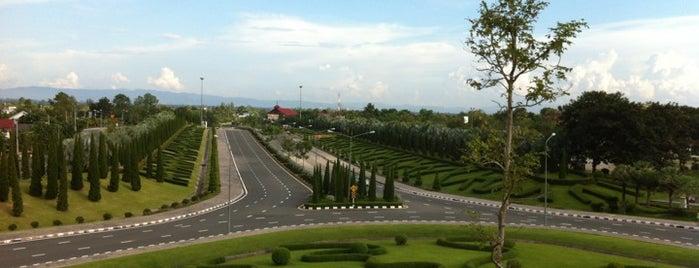 Royal Park Rajapruek is one of Chiang Mai.