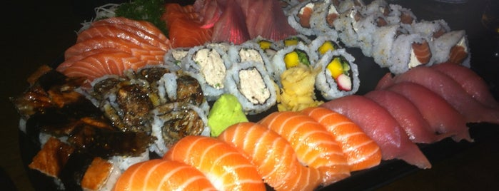 Sushi Roots is one of Sushi Floripa.