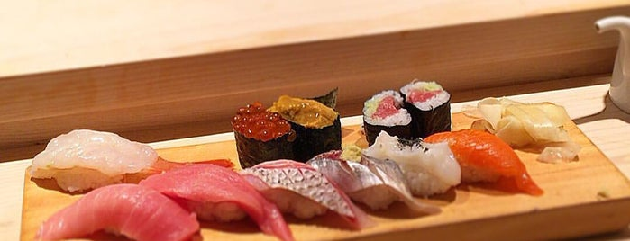 Tsukiji Itadori Bekkan is one of The 15 Best Places for Sushi in Tokyo.